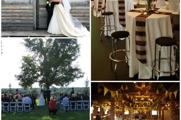 The location of your wedding sets the feel and tone for your celebration